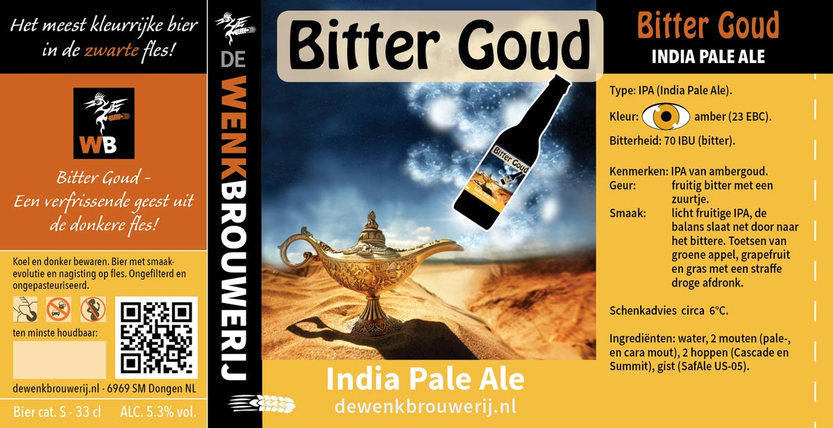 Bitter Goud